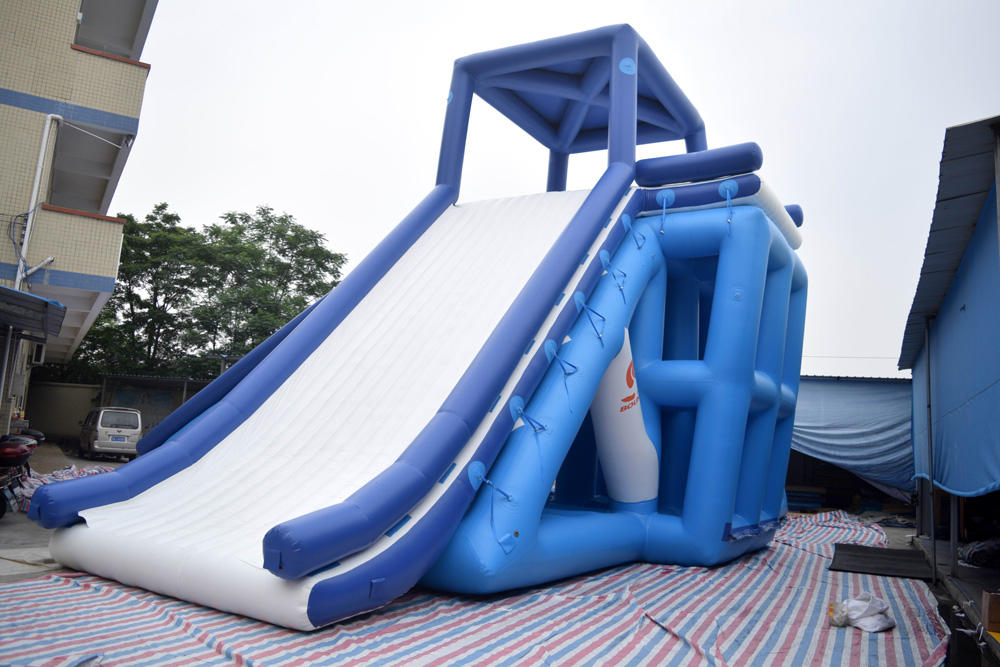 Bouncia Top inflatable backyard water park company for pool-1