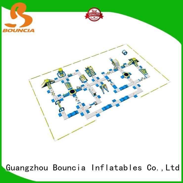 Bouncia Brand game giant inflatable park factory