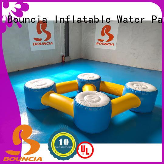 Bouncia awesome aqua park for outdoors