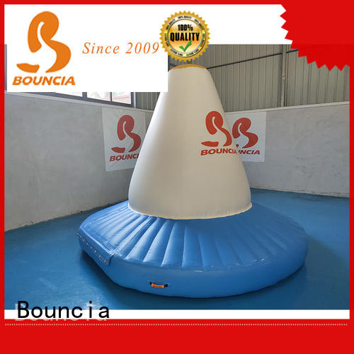 Bouncia certificated water park equipment suppliers for business for pool