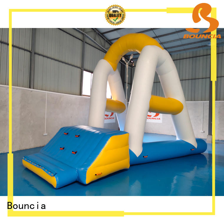 durable inflatable water slide trampoline factory for kids