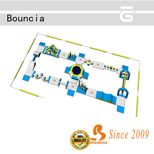 Bouncia playground supplier for adults