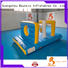 Bouncia floating water park games from China for kids
