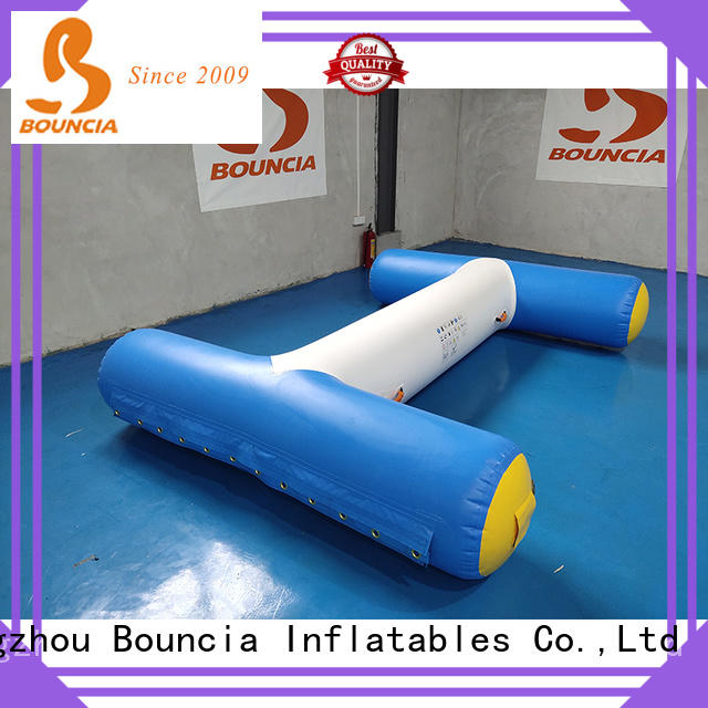 Bouncia stable aqua inflatables customized for outdoors