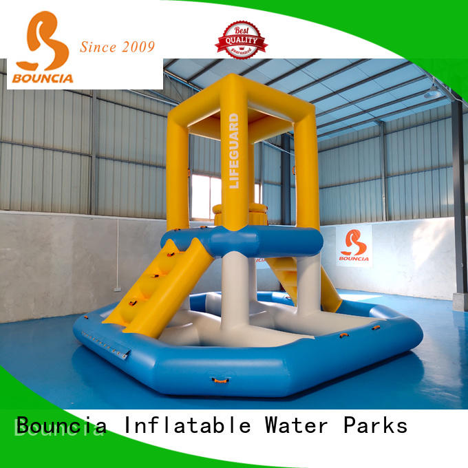 Bouncia awesome bouncy water park Supply for kids