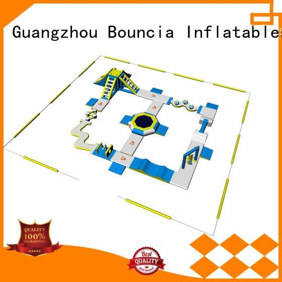 Quality Bouncia Brand fun blow up water park