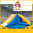 Bouncia climbing giant inflatable water obstacle course Supply for kids