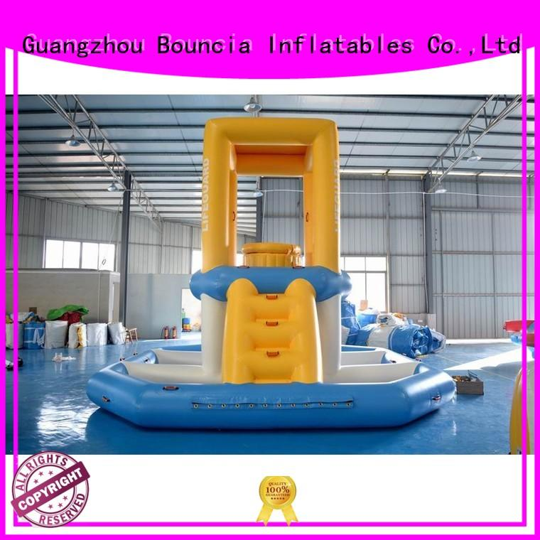 inflatable factory best pool inflatable water games Bouncia Brand