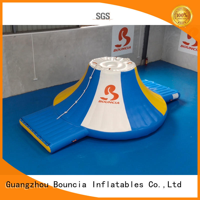 durable cheap inflatable water slides customized for kids Bouncia