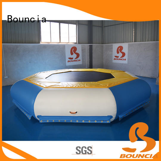 Bouncia ramp water park design build factory for adults