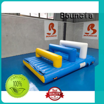 tarpaulin aqua park equipment manufacturer for pool