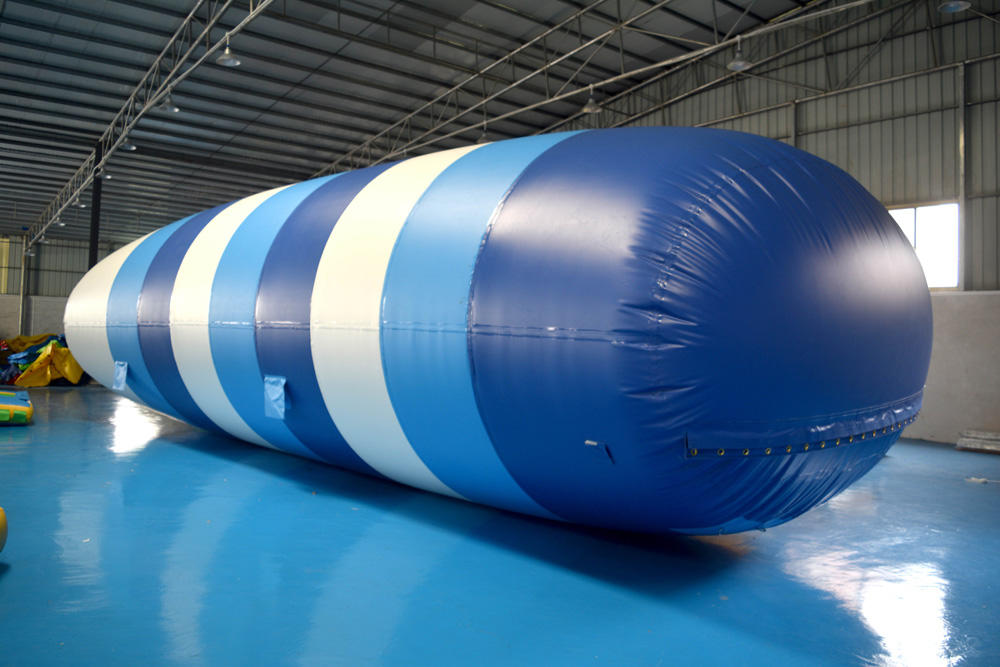 Bouncia inflatable water slide for lake Supply for kids-3