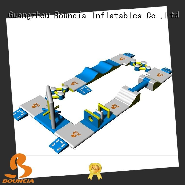 Bouncia commercial inflatable water park factory toys for lake