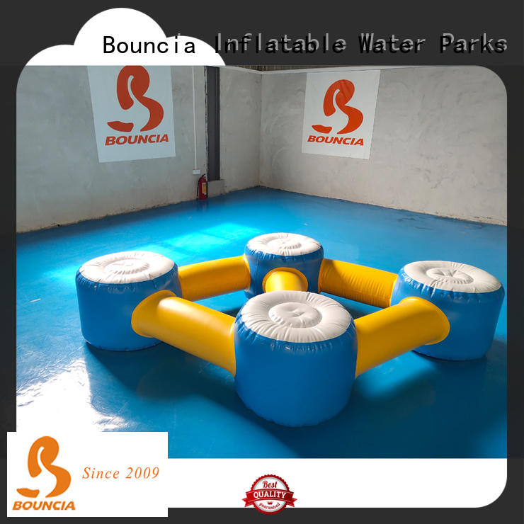 Bouncia pvc outdoor water park Supply for adults