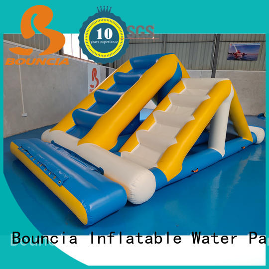 New bouncy water park games Supply for outdoors