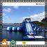 Bouncia Custom aqua sports water park Suppliers for pool