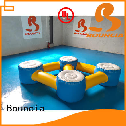Bouncia mini games inflatable games manufacturer for pool