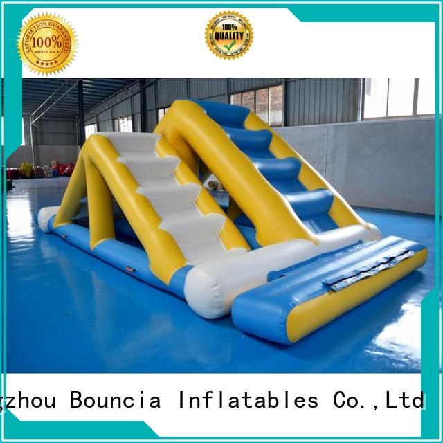Wholesale course inflatable water games Bouncia Brand
