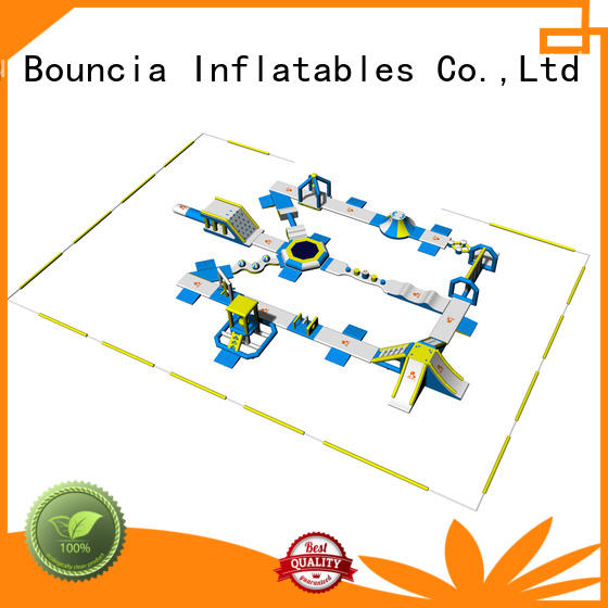 floating inflatable commercial water park supplier for adults