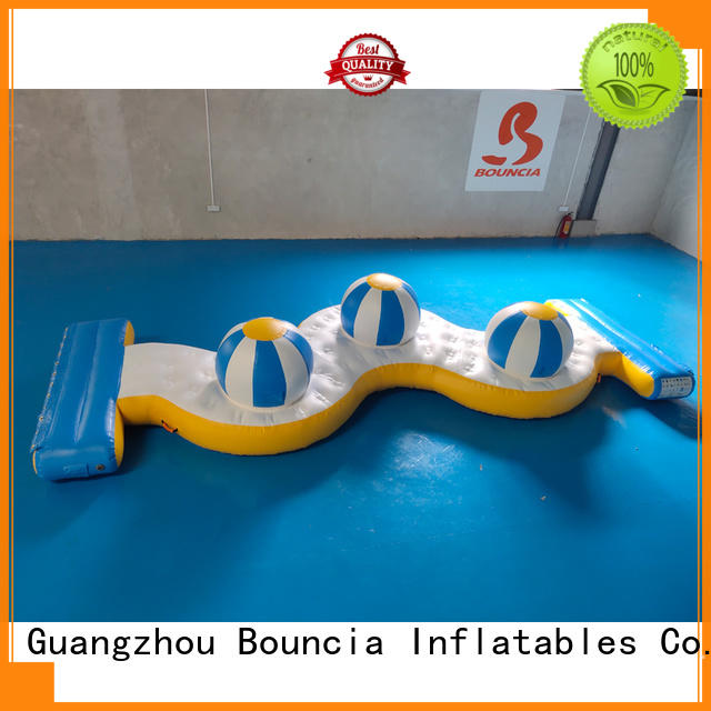 toys inflatable water fun mini games for outdoors Bouncia