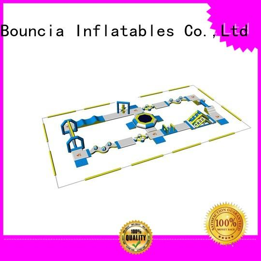 Bouncia Brand jumping high quality tarpaulin inflatable float