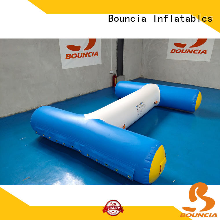 Bouncia tarpaulin water park games directly sale for adults