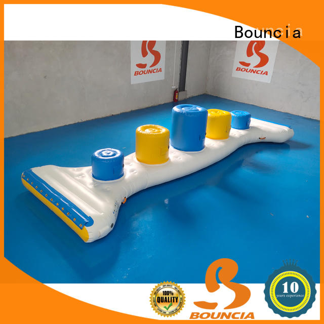 Bouncia colum new inflatable water park manufacturers for outdoors