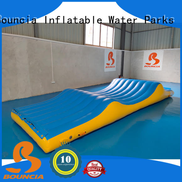 Bouncia slide water games park factory for adults