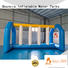 Bouncia toys inflatable slip and slide for business for pool