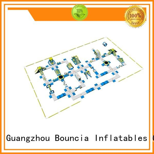 inflatable water park for adults certificate park Bulk Buy tarpaulin Bouncia