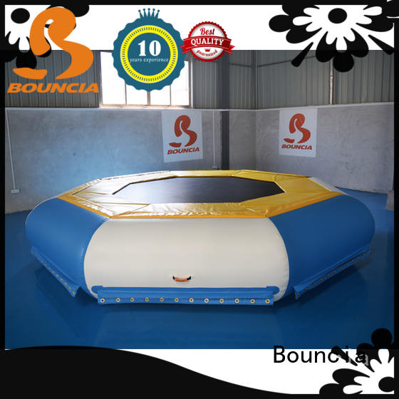 Bouncia typhon the inflatable water park for outdoors