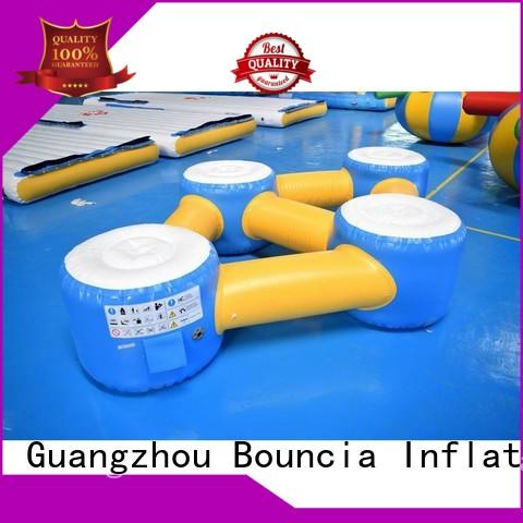 Bouncia Brand blob ramp harrison inflatable water games