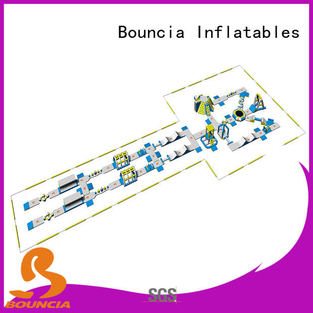 Bouncia adult water inflatables series for kids