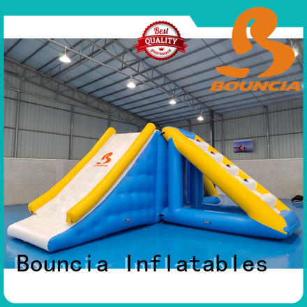 stable inflatable water play games customized for adults