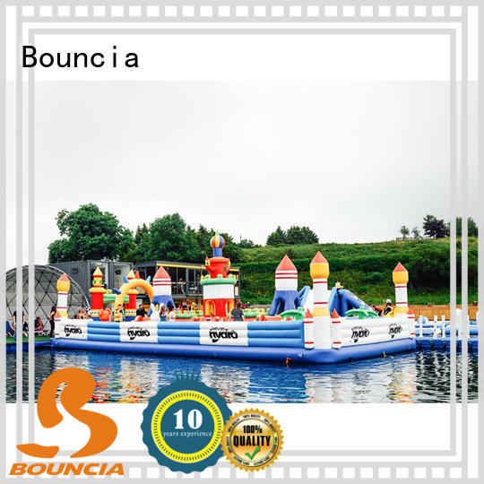 Bouncia inflatable amusement park factory for toddler
