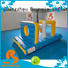 Quality Bouncia Brand playground bridge inflatable water games