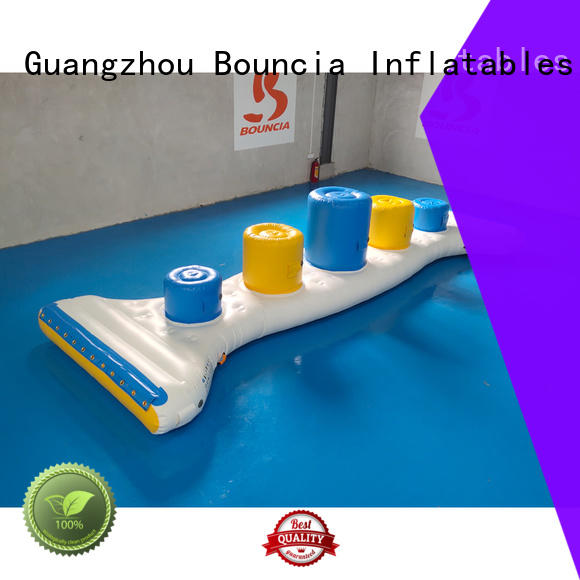 Bouncia floating inflatable factory directly sale for adults