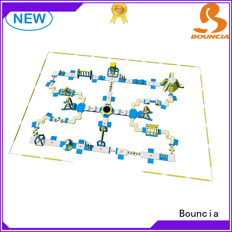 harrison best inflatable water park from China for outdoors Bouncia
