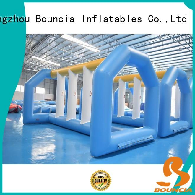 inflatable factory ramp Bouncia Brand inflatable water games