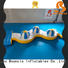 Bouncia certificated inflatable water park price customized for pool