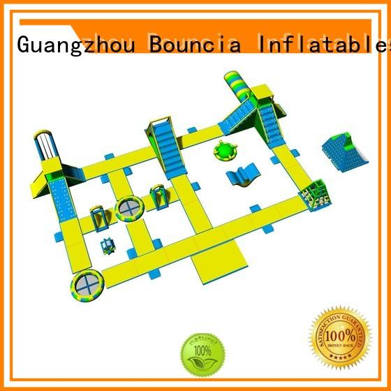 crazy 184ml11mw pool Bouncia Brand giant inflatable supplier