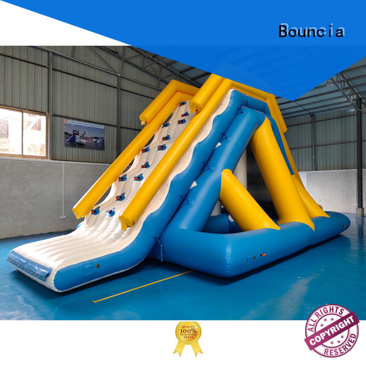 Quality Bouncia Brand inflatable factory sea