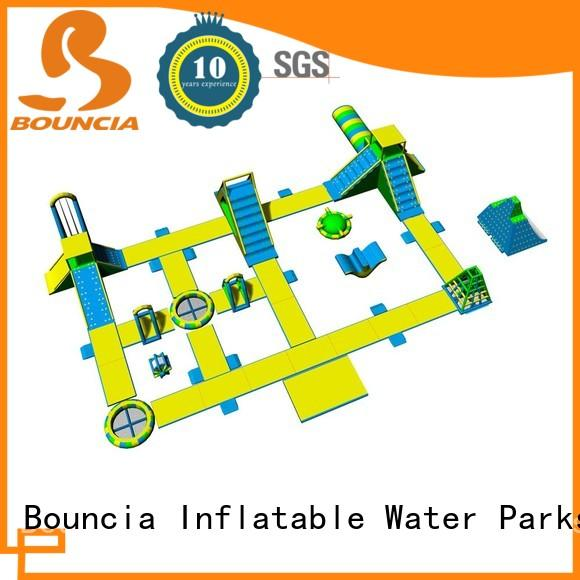 Bouncia Custom lake inflatables Suppliers for adults