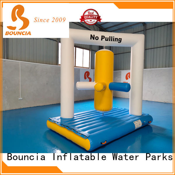 floating giant inflatable water slide mini games Suppliers for pool