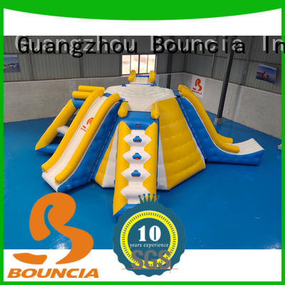 durable inflatable water play bouncia from China for adults