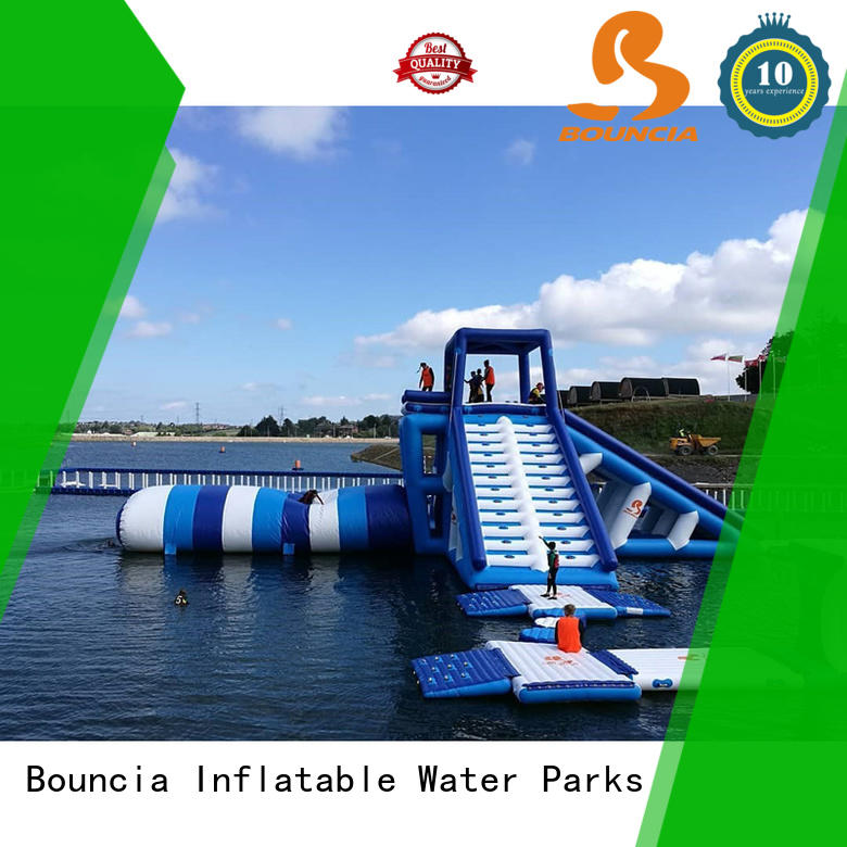 Bouncia colum kids inflatables factory for kids