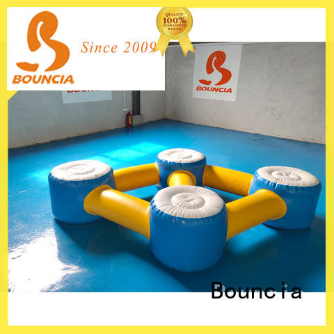 Bouncia awesome inflatable water play series for pool
