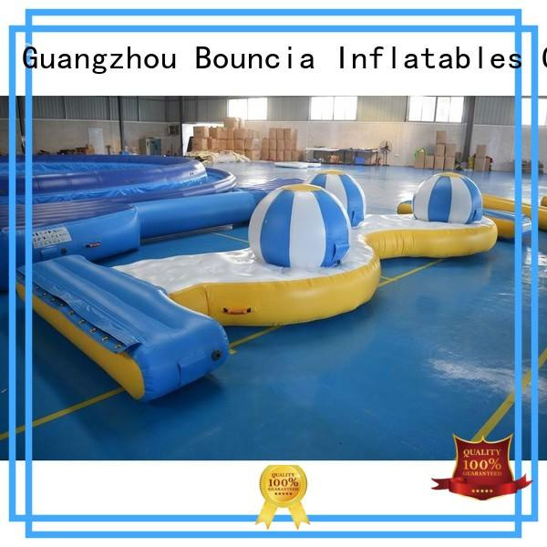 Hot park inflatable factory pool Bouncia Brand