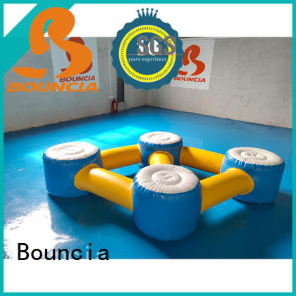 Bouncia durable water play equipment customized for outdoors