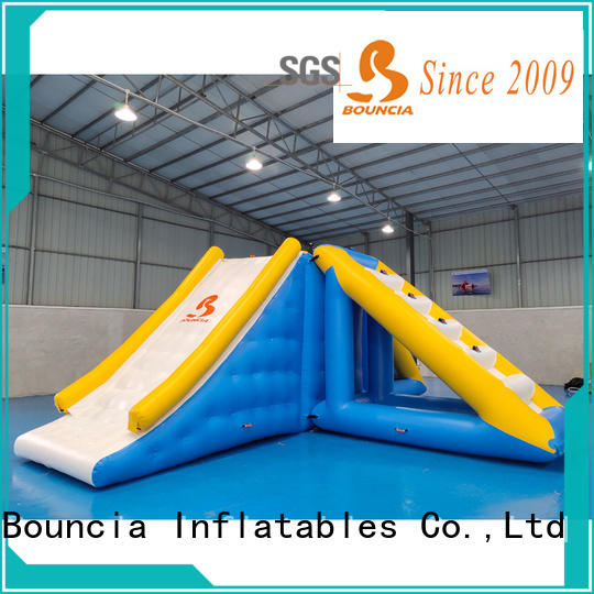 Bouncia stable inflatable water park price for business for adults